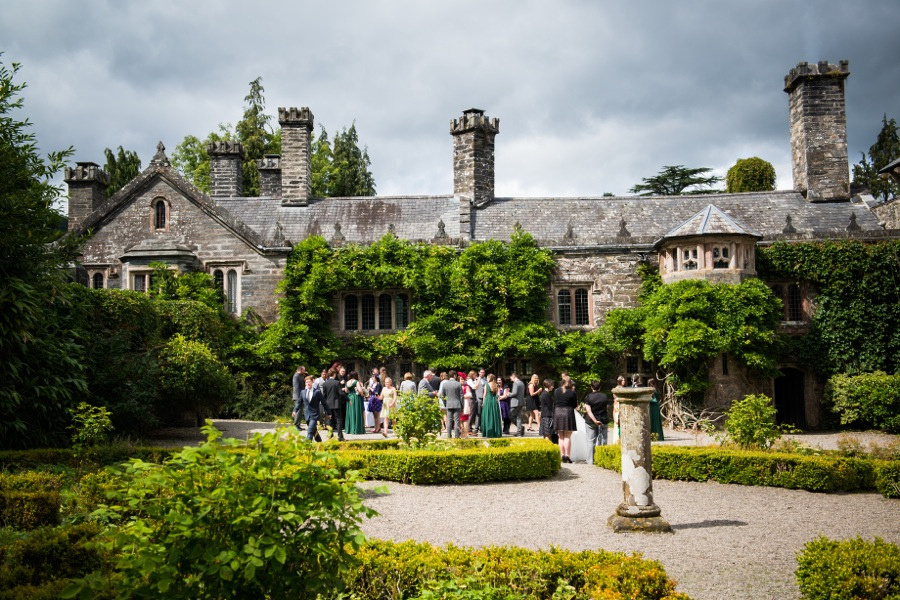 wedding at Gwydir Castle, by Celynnen Photography, North Wales wedding photographer of the year