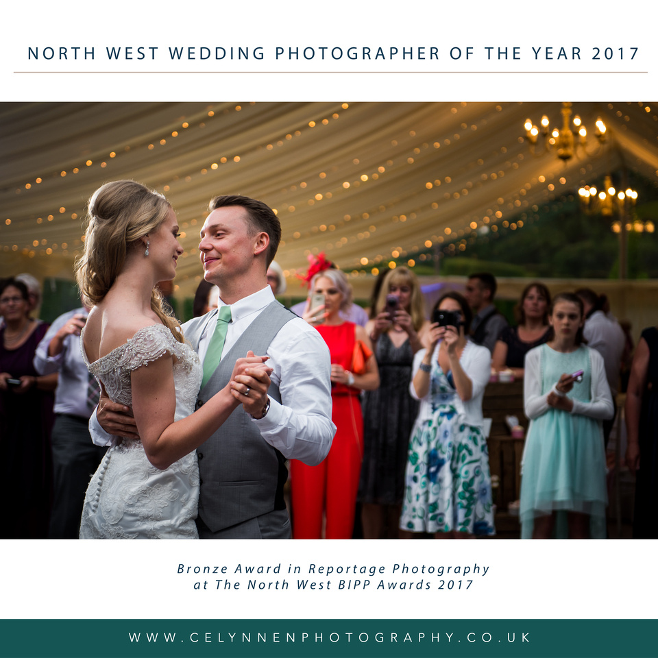 Celynnen Photography bronze award in Reportage Photography at the North West BIPP Awards 2017