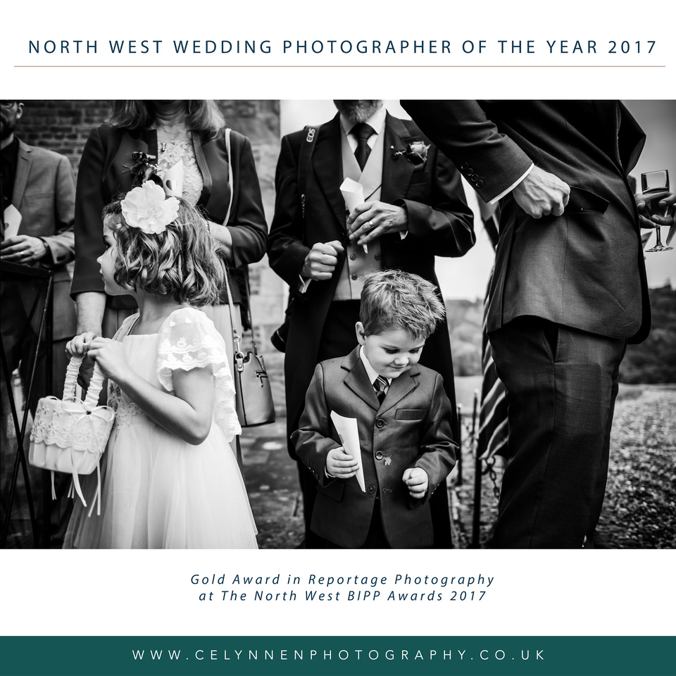 Celynnen Photography gold award in Reportage Photography at the North West BIPP Awards 2017