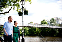 Chris and Janara's Pre Wedding Shoot in Chester