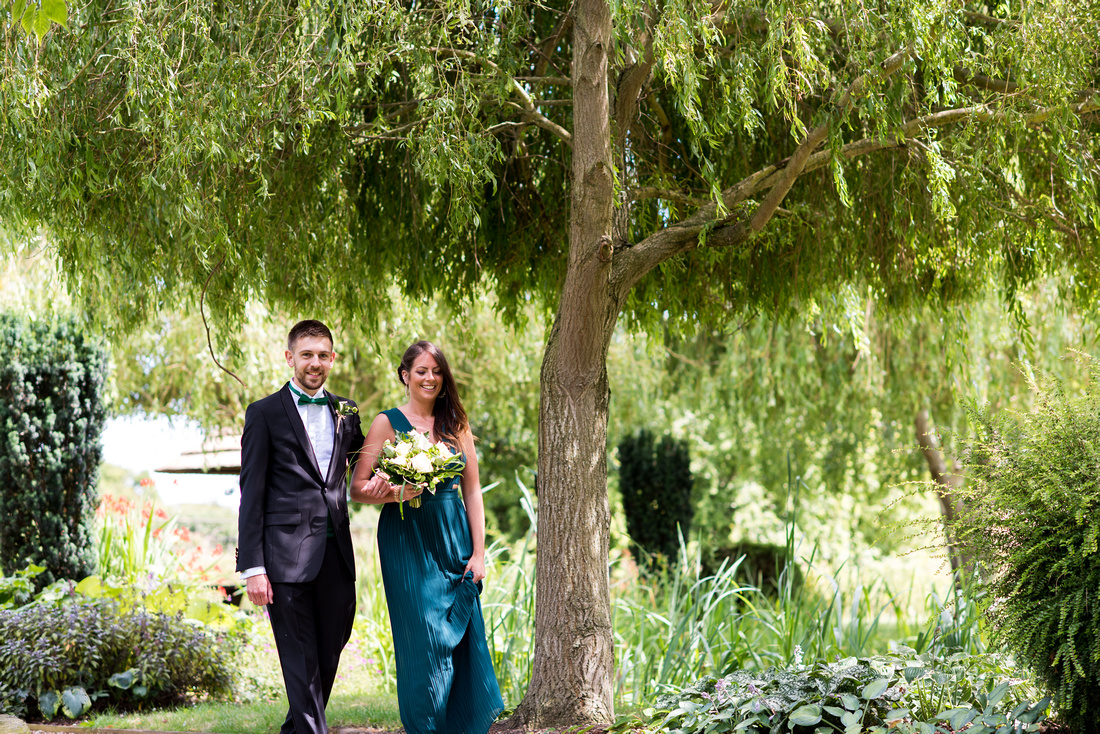 Chris and Janara's Wedding at The Grosvenor Pulford Hotel and Spa