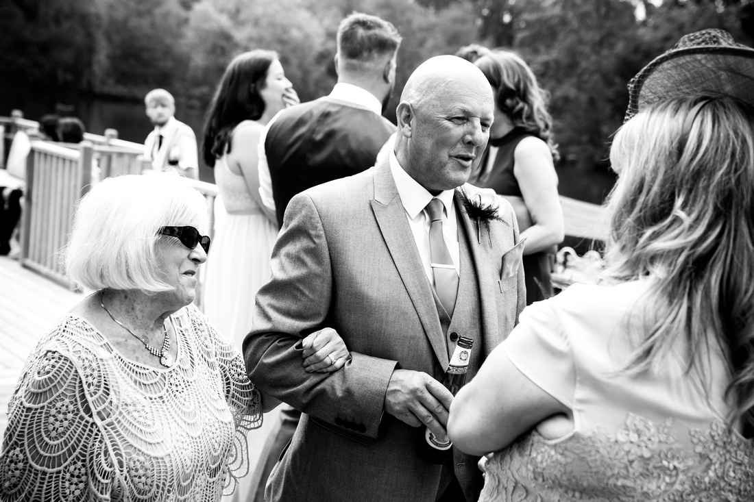 Alex and Laura's Wedding at Thornton Manor with Celynnen Photography