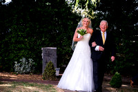 Ulrika and Alec's Wedding at Albright Hussey Manor