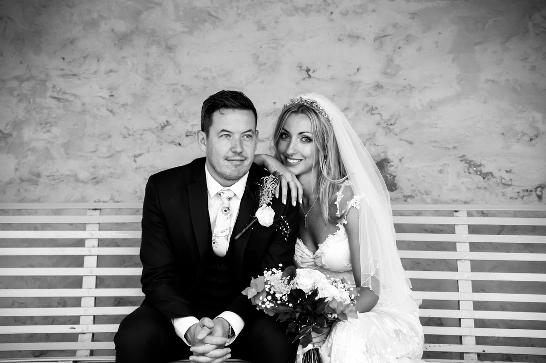 Harriett and Brian's Wedding at Portmeirion with Celynnen Photography