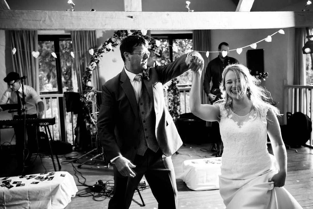Lizzy and Jason's Wedding with Celynnen Photography