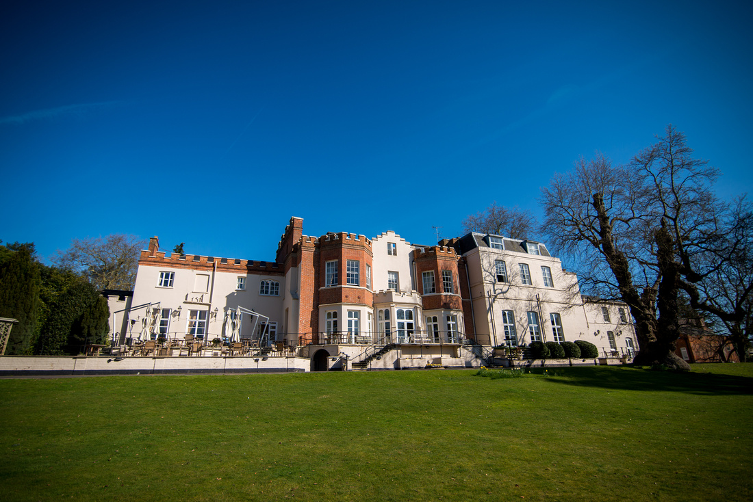 Image of the wedding venue Taplow House in Buckinghamshire.