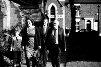 Jenny and Tim's Wedding at Nunsmere Hall with Celynnen Photography