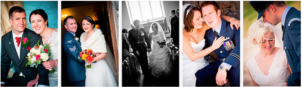 Military wedding photography discount banner