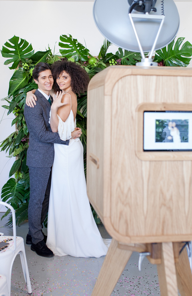 Photobooths by award winning photographer Celynnen Photography