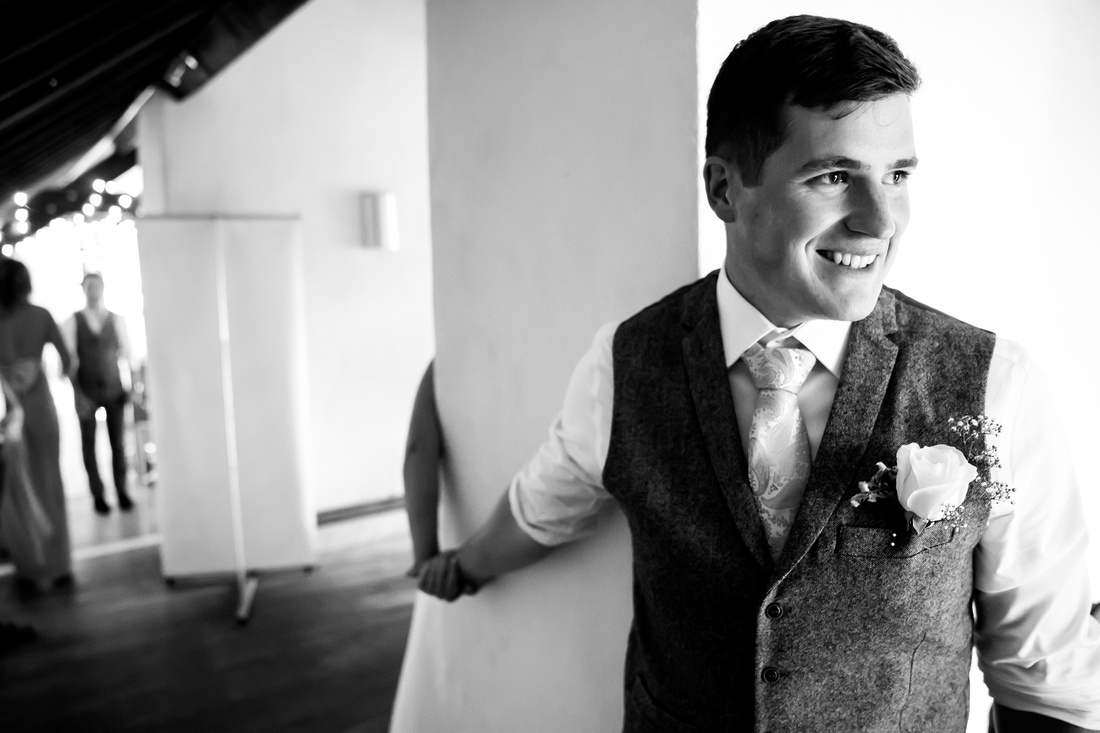 Carys and Jason's Wedding in Anglesey with Celynnen Photography