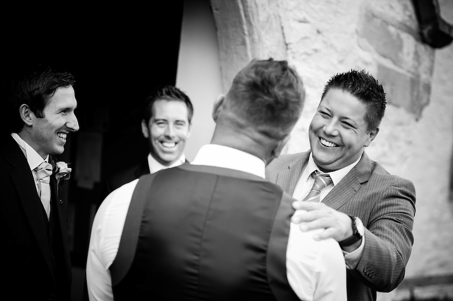 A lovely wedding at Llyndir hall between Chester and Wrexham with Andy and Leanne by Celynnen Photography (Ioan Said / Celynnen Photography)