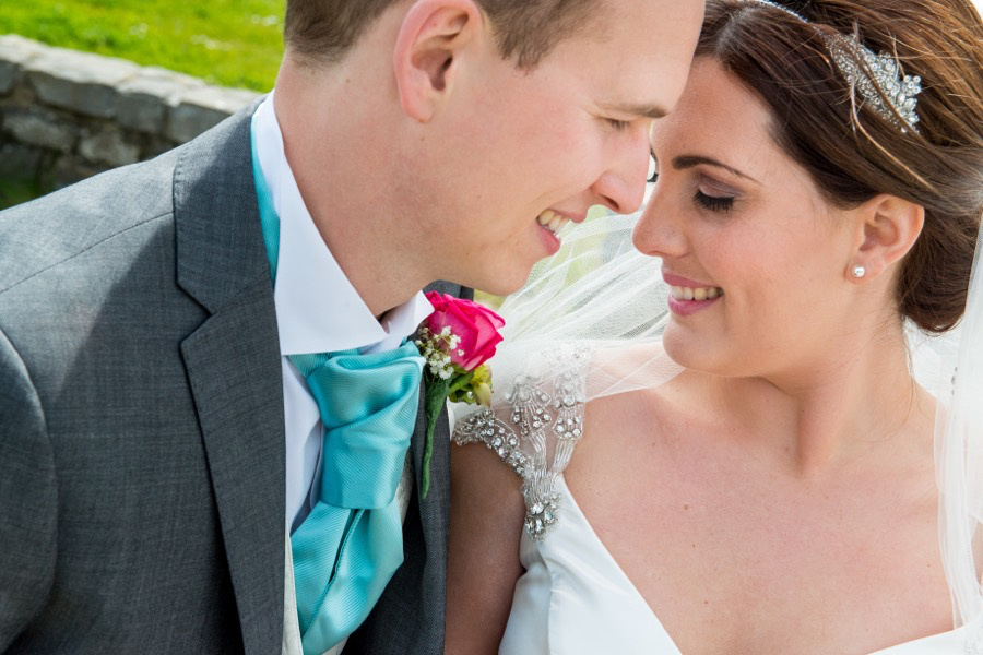 wedding photography in Beaumaris by wedding photographer Celynnen Photography