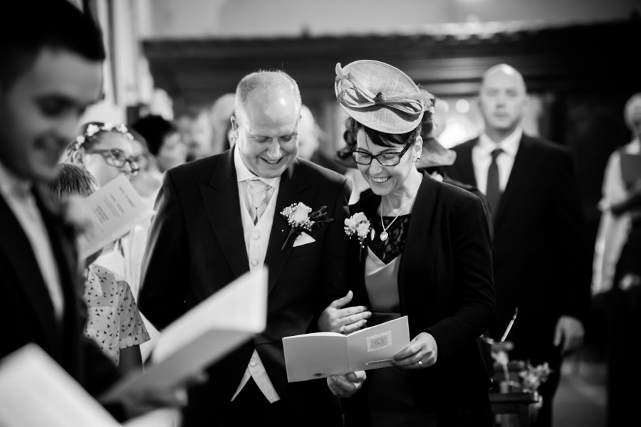 Mother and Father of the Bride by North Wales Wedding Photographer Celynnen Photography