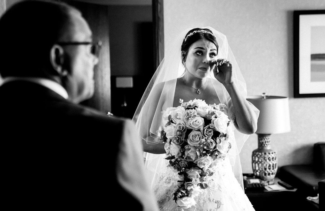 Jessica and Arran's Wedding at The Quay Hotel & Spa, with Celynnen Photography