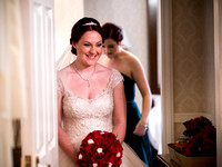 Tuesday and Timothy's Wedding at Etrop Grange Hotel in Manchester, with Celynnen Photography.