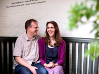 Tim and Jenny's Pre Wedding Shoot at Erddig Hall with Celynnen Photography