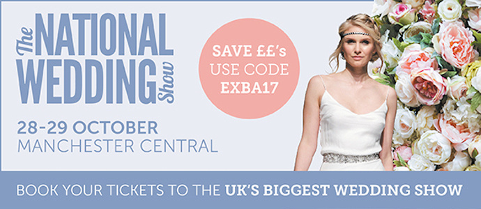 Come see Celynnen Photography at the National Wedding Show, stand C116