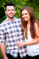 Amy and Ste's Pre wedding Shoot at Delamere Forest with Celynnen Photography.